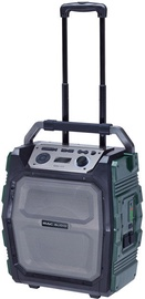 Bezvadu skaļrunis MAC AUDIO MRS 777, zaļa, 150 W