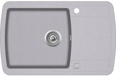 Aquasanita Clarus Granite Sink 780x500 Alumetalic