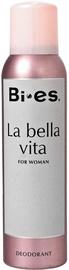 Dezodorants sievietēm BI-ES La Bella Vita, 150 ml