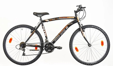 Велосипед Bottari Good Bike 77214 MTB Black Orange, 26″