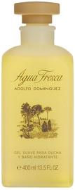 Гель для душа Adolfo Dominguez Agua Fresca, 400 мл