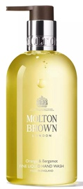 Molton Brown Fine Liquid Hand 300ml Orange & Bergamot