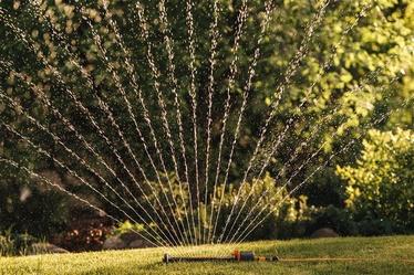 Sprausla Fiskars Water Saving Sprinkler