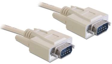 Delock Cable SUB-D / SUB-D Beige 2m