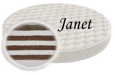 Матрас SPS+ Janet, Ø240x19 см