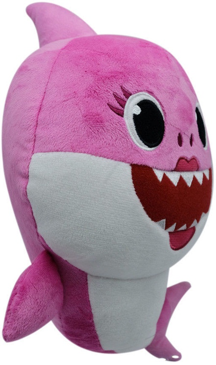 Игрушка Pinkfong Smart Baby Shark Mommy Shark 35cm