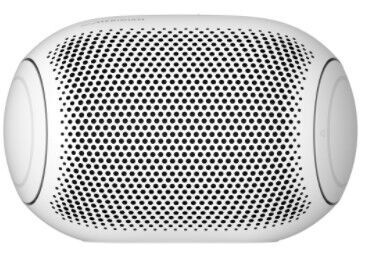 Bezvadu skaļrunis LG XBOOM Go PL2, balta, 5 W