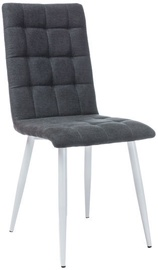 Ēdamistabas krēsls Signal Meble Otto Black, 1 gab.