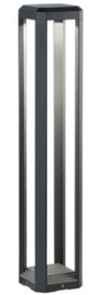 Trio Logone LED Pole Lamp Anthracite 800mm 11W