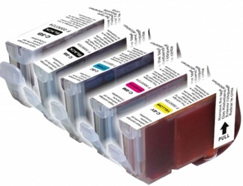 Uprint Cartridge For Canon x2 Black Yellow 14ml Cyan 14 ml Magenta 14ml