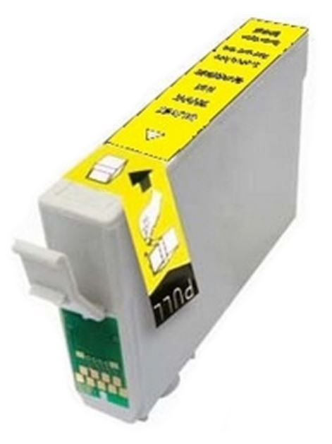 TFO Ink Cartridge For Epson 15ml Yellow