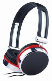 Austiņas Gembird MHP-903 Black/Red