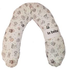 Подушка для беременных La bebe Cotton Rich Dogs, многоцветный