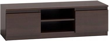 ТВ стол Top E Shop 120, коричневый, 1200x400x360 мм
