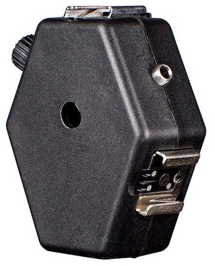 Quantuum BK-6 Holder / Trigger for Three Flashes