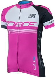 Force Lux Jersey Pink/Black XS