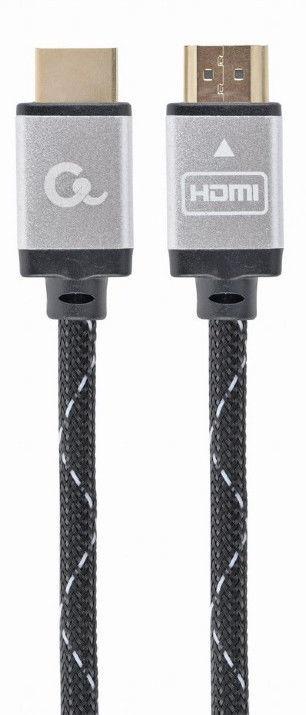Kabelis HDMI Gembird select plus 2m