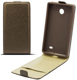 Telone Shine Pocket Slim Flip Case Sony Xperia M2 Brown