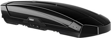 Автомобильный багажник на крышу Thule Motion XT XXL Black Glossy