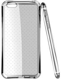 GreenGo Dotted Silicone Back Case For LG Spirit Transparent