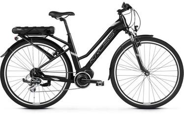 "Elektriskais velosipēds Kross E-Trans Hybrid 2.0 Lady, 19"", 28"""