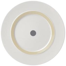 "ViceVersa Dessert Plate ""The Dot"" 23cm Grey"