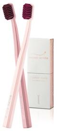Зубная щетка Swiss Smile Nuance Nude 2pcs Set Pink