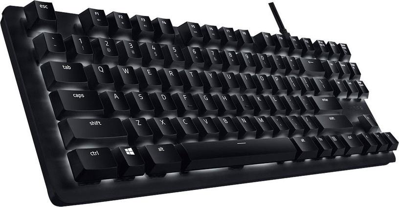 Razer Blackwidow Lite Gaming Keyboard Orange Switch US