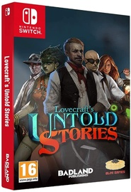 Nintendo Switch spēle Lovecraft's Untold Stories: Collector's Edition SWITCH