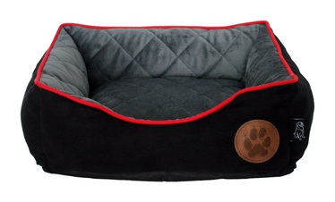 SN Cushion Black 70x60x20cm