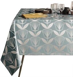 AmeliaHome Oxford Tablecloth AH Floris Silver 110x160cm