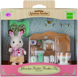 Фигурка-игрушка Epoch Sylvanian Families Chocolate Rabbit Brother Set 2203