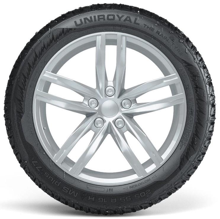 Зимняя шина Uniroyal MS Plus 77, 225/65 Р17 106 H XL E C 71