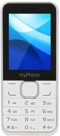 Мобильный телефон MyPhone Classic+ 3G Dual White (поврежденная упаковка)