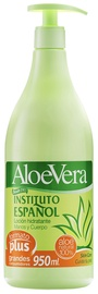 Лосьон для тела Instituto Español Aloe Vera Moisturizing Lotion, 950 мл