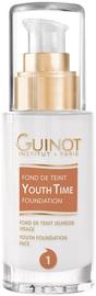 Tonizējošais krēms Guinot Youth Time Foundation N°1, 30 ml