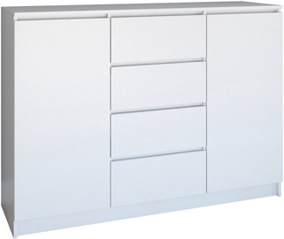 Комод Top E Shop Chest of 2 Doors 4 Drawers White
