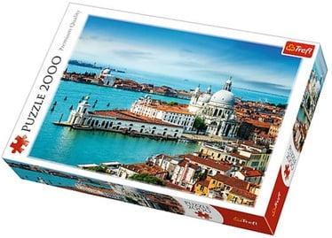 Puzle Trefl Venice Italy 27085, 2000 gab.