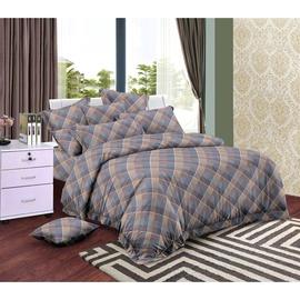 Комплект постельного белья Okko WY06, многоцветный, 160x200