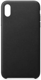 Hurtel ECO Leather Back Case For Aple iPhone XR Black