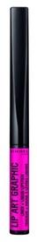 Губная помада Rimmel London Lip Art Graphic Liquid 870, 1.8 мл