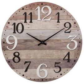 Pulkstenis sienas mdf Ø38 cm 158120