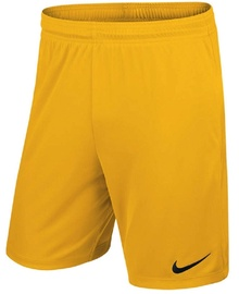 Nike Junior Shorts Park II Knit NB 725988 739 Yellow M
