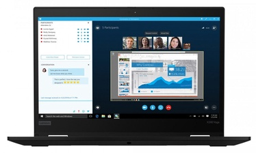 Lenovo ThinkPad X390 Yoga Black 20NN00FDMH
