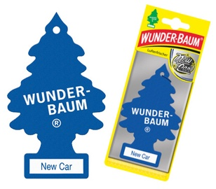 Wunder-Baum Trees Air Freshener New Car