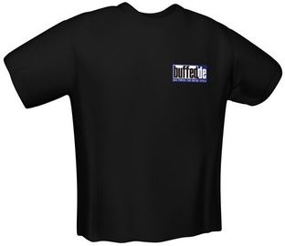 GamersWear Buffed Fan T-Shirt Black XL