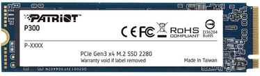 Patriot P300 256GB M.2 PCIe Gen 3 x4