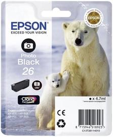 Epson 26 Claria Premium Photo Black
