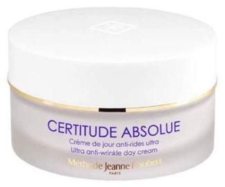 Sejas krēms Jeanne Piaubert Certitude Absolue Ultra Anti Wrinkle Day Cream, 50 ml
