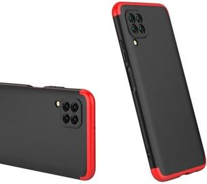 GKK 360 Protection Case For Huawei P40 Lite Black/Red